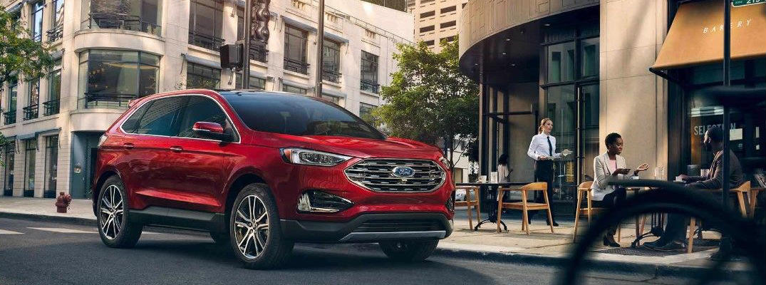 What Are The 2019 Ford Edge Interior And Exterior Color Options