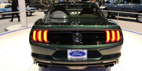 Photo Gallery Of Ford Models And Debuts At 2018 Chicago Auto Show