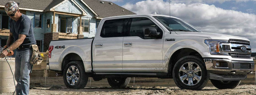Ford F150 2010 >> What Are the Different Ford F-150 Bed Lengths?
