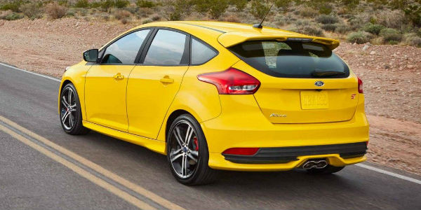 What Are The 2018 Ford Focus St Performance Specs And Features