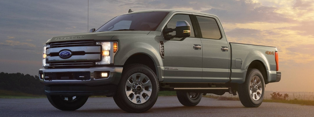 Available  Ford F  Super Duty Interior And Exterior Color Options