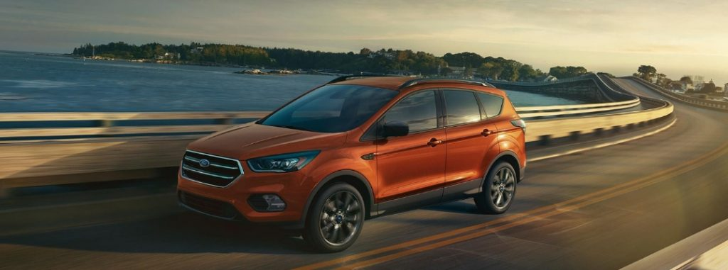 What Are The 2019 Ford Escape Exterior Color Options