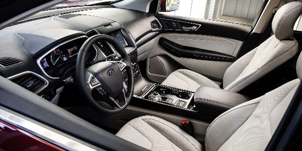 What Are The 2019 Ford Edge Passenger And Cargo Space Specs