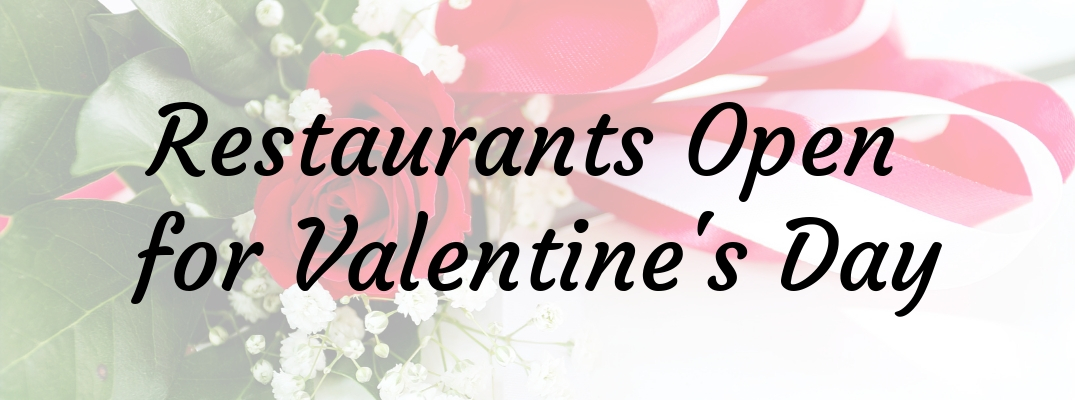 What Are the Most Romantic Restaurants for Dinner on Valentine's Day in the Chattanooga Area?
