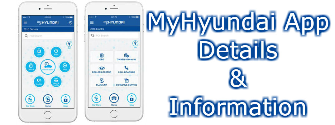 Hyundai Myhyundai App Details And Information O Planet Hyundai