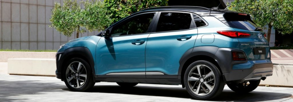 Chevy Dealer Tucson >> Hyundai Announces Plans For Eight New SUV Models By 2020