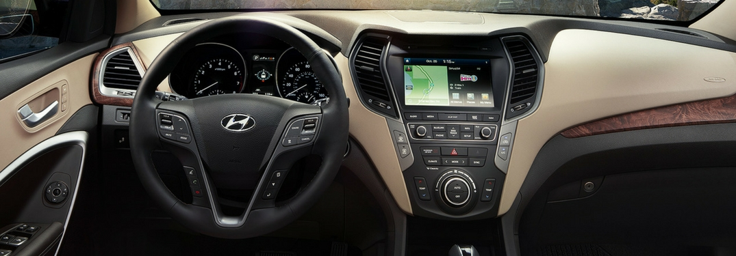 what trim levels are available for the 2018 hyundai santa. Black Bedroom Furniture Sets. Home Design Ideas
