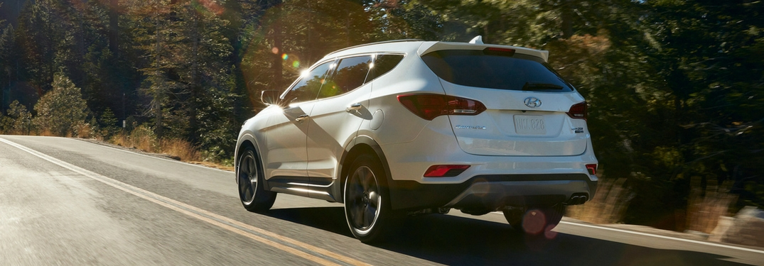 2018 hyundai santa fe sport specs and color options. Black Bedroom Furniture Sets. Home Design Ideas