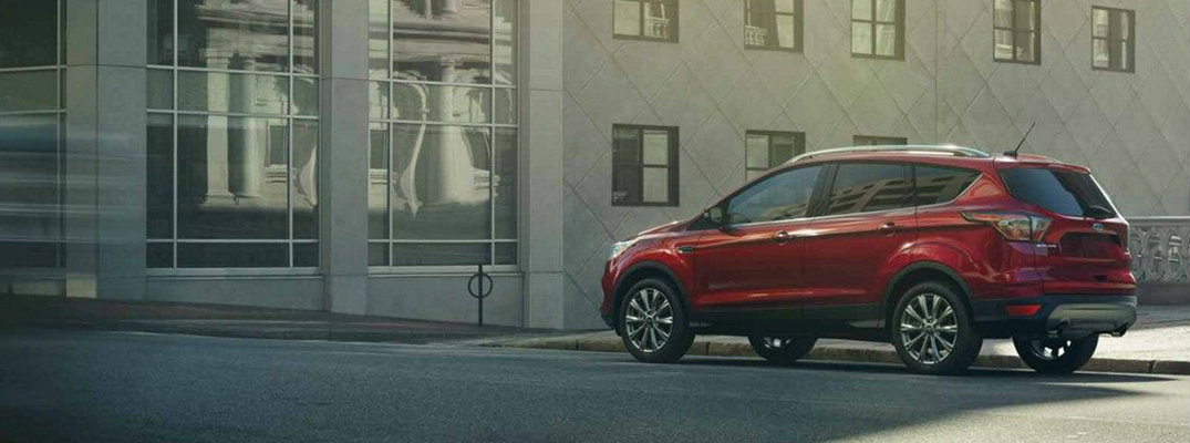 2019 Ford Escape downtown