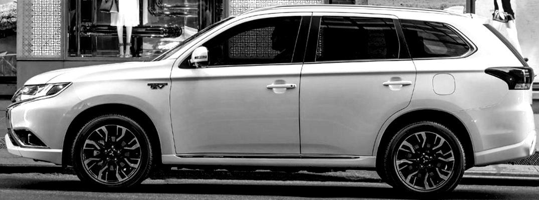 ¿Qué colores de pintura están disponibles para el nuevo Mitsubishi Outlander PHEV 2018?