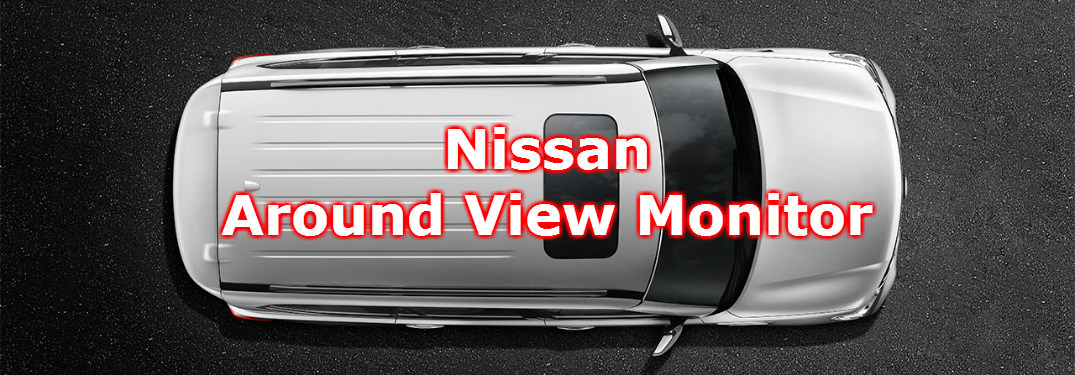 2017 Nissan Aramda Around View Monitor