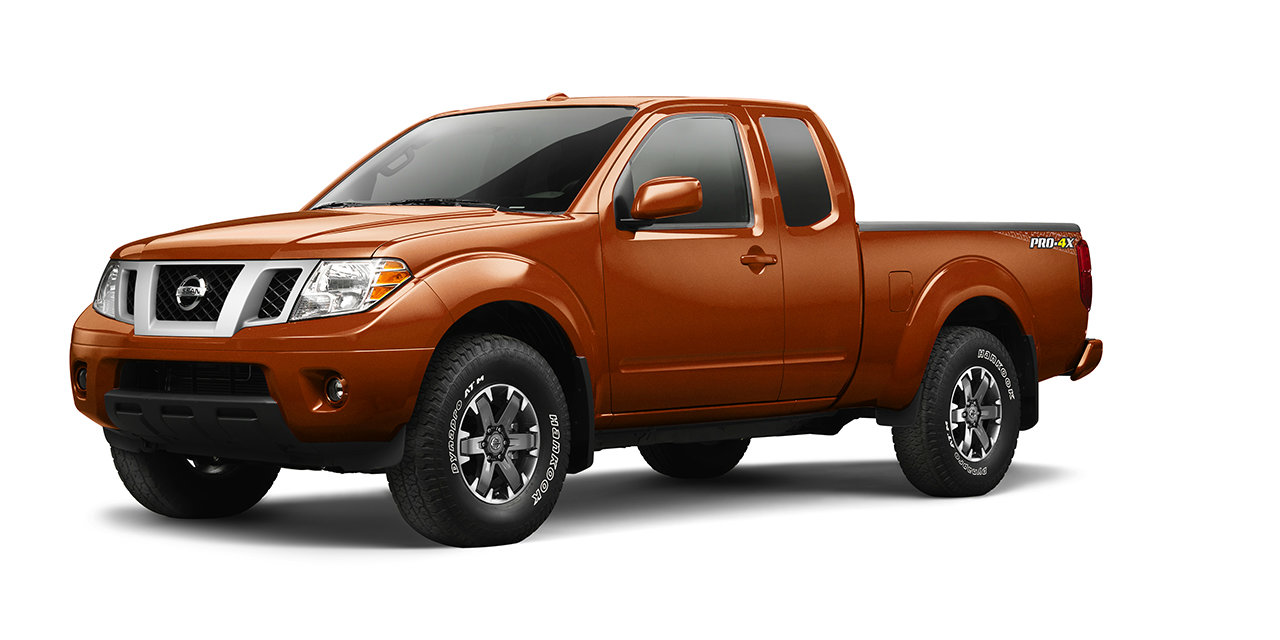 2017 Nissan Frontier Forged Copper_o - Guam Nissan