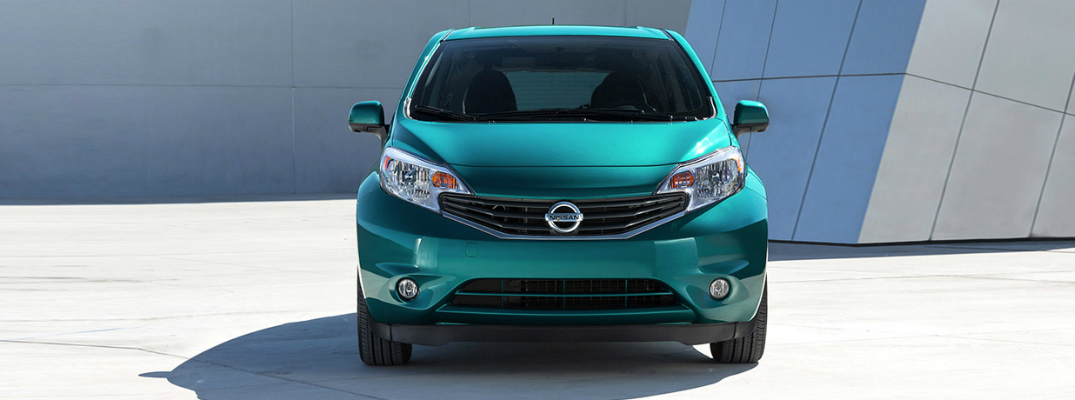Design Features of the 2017 Nissan Versa Note Front End
