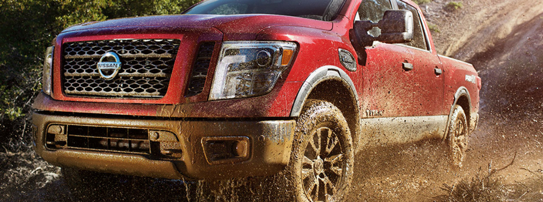 What is the Towing Capacity of the 2017 Nissan Titan? Off-Road