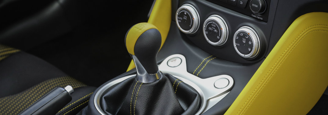 What Nissan models have a manual transmission?