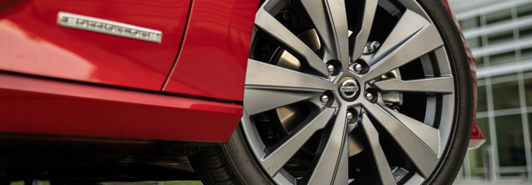 What is the Nissan Easy-Fill Tire Alert System?