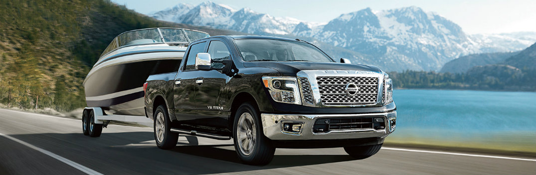 What Sort of Safety Features does the 2018 Nissan Titan Have?