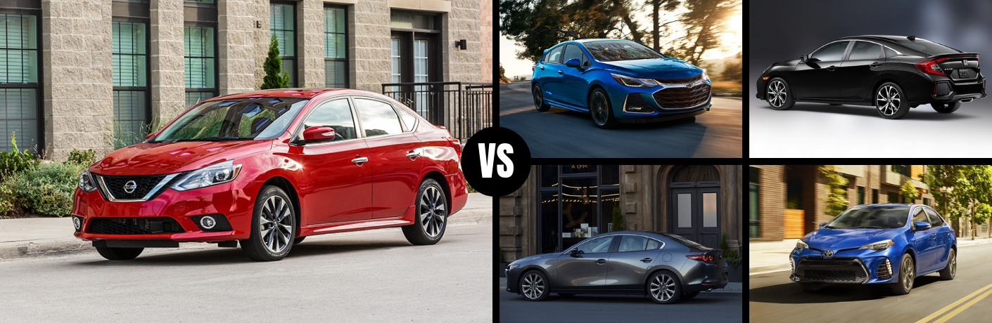 How Does the 2019 Nissan Sentra Fare Against its Competition?