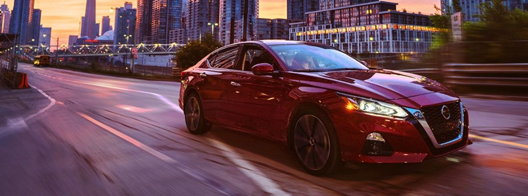 What are the Differences Between the Trim Levels of the 2019 Nissan Altima?