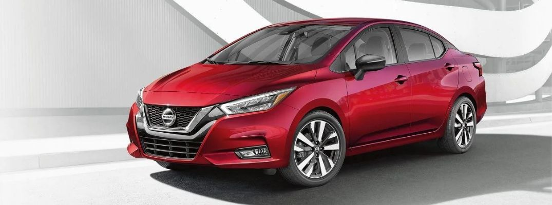 How Fuel-Efficient is the 2020 Nissan Versa?