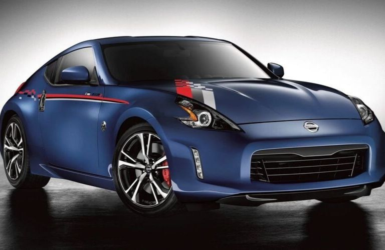 Image of the NISMO decal accessory available with the 2020 Nissan 370Z