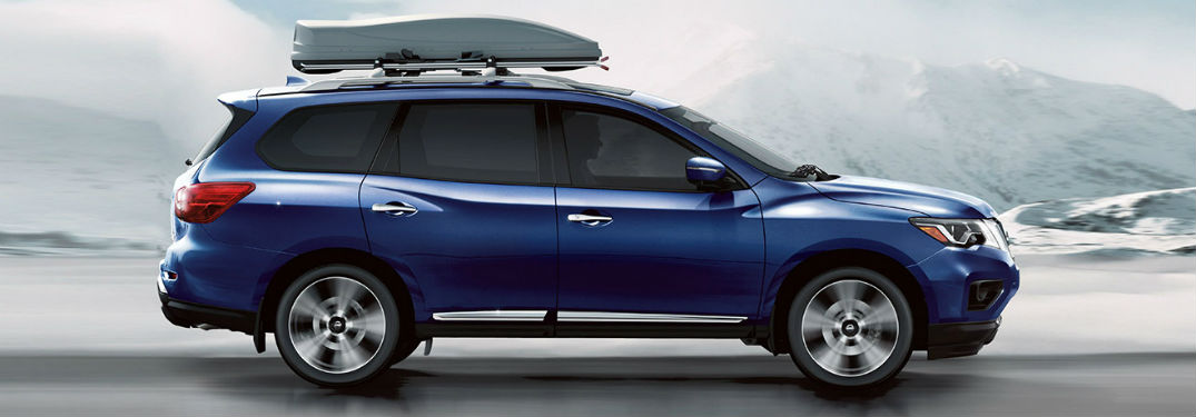 What is the 2020 Nissan Pathfinder Rock Creek Edition?