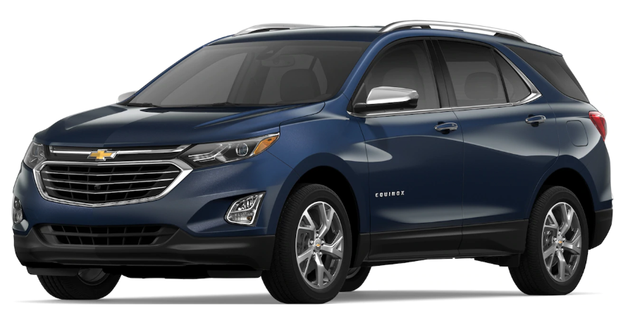 Nationwide Auto Sales >> 2019 Chevrolet Equinox Color Options