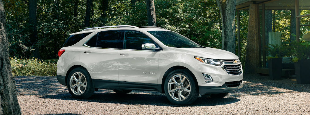 Chevy Certified Pre Owned >> 2019 Chevrolet Equinox Color Options