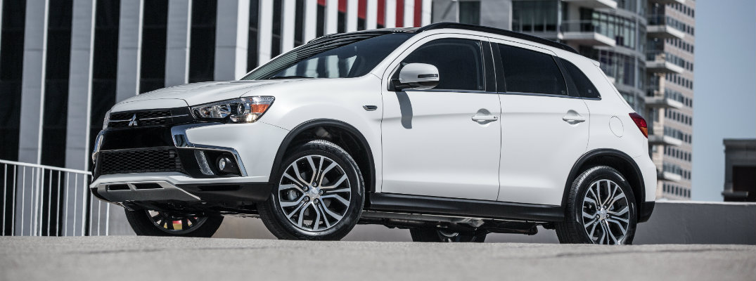 Mitsubishi debuts new look, features for 2018 Outlander Sport