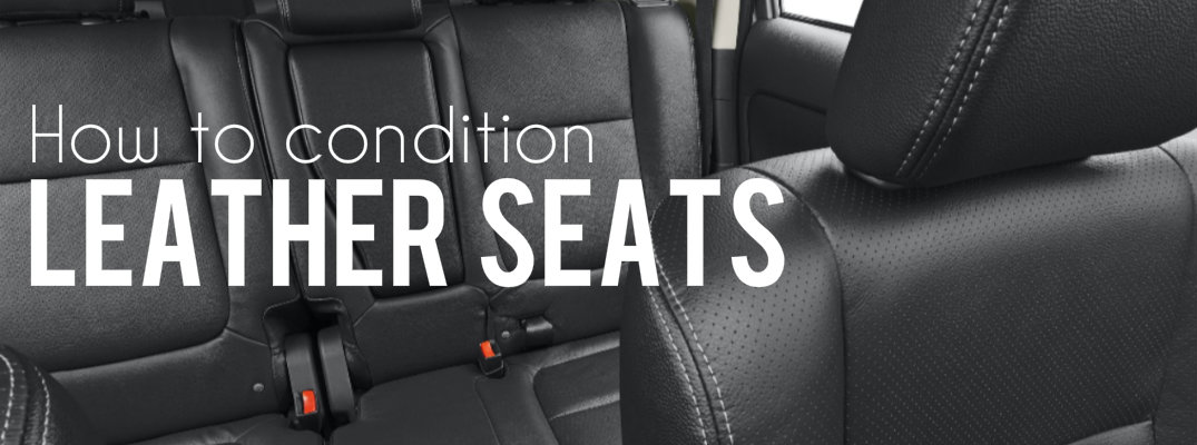 How to clean leather seats naturally