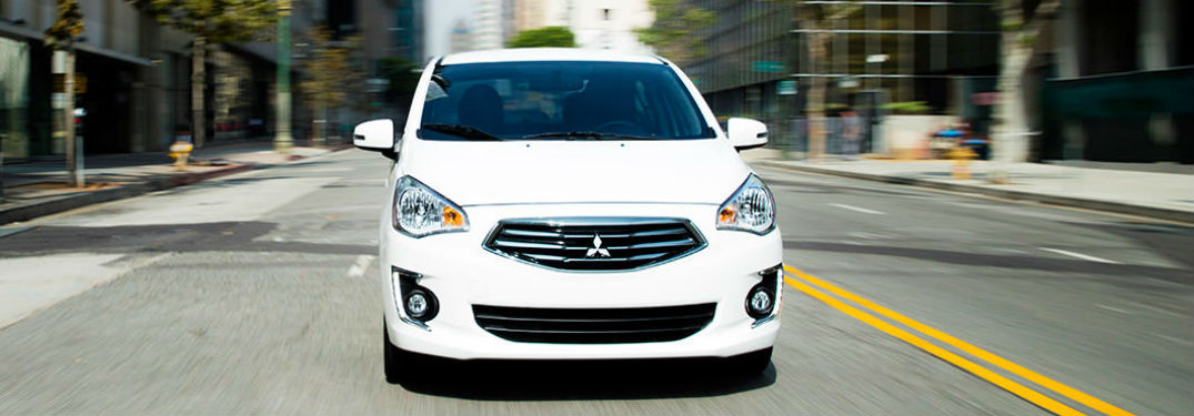 What are the 2018 Mitsubishi Mirage G4's Performance & Efficiency Specs?