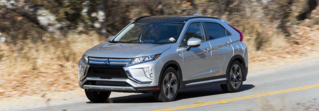What are the Performance Specs of the 2018 Mitsubishi Eclipse Cross?