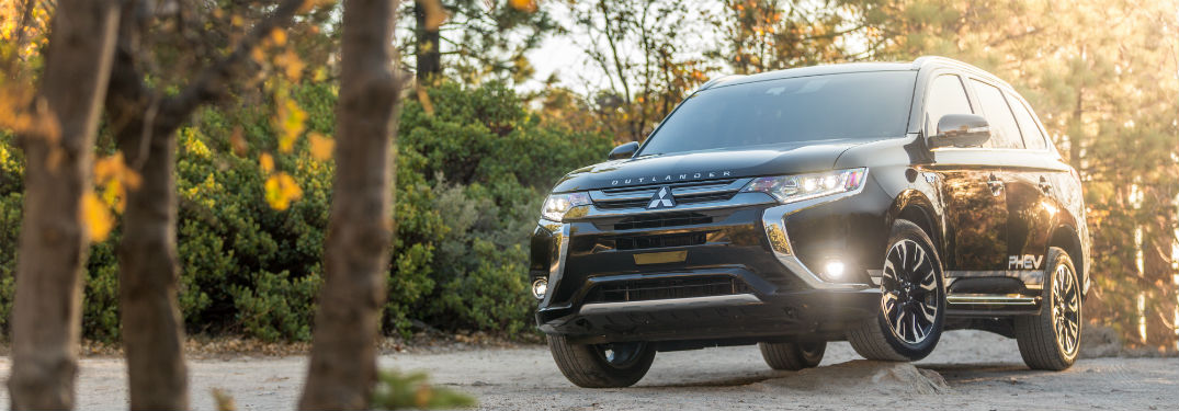 Have a Look at the Performance & Efficiency of the 2018 Outlander PHEV