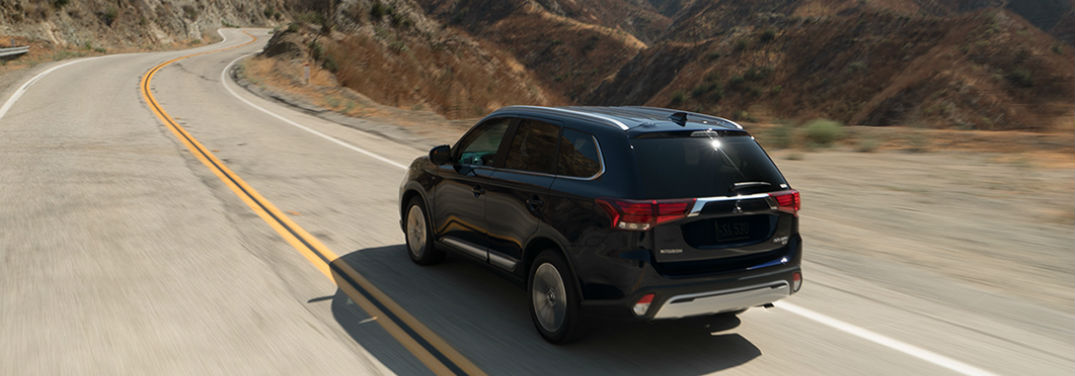 Test Drive the 2019 Mitsubishi Outlander at D&E Mitsubishi