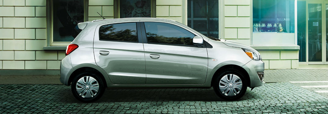 The new Mitsubishi Mirage is now available in Wilmington, NC