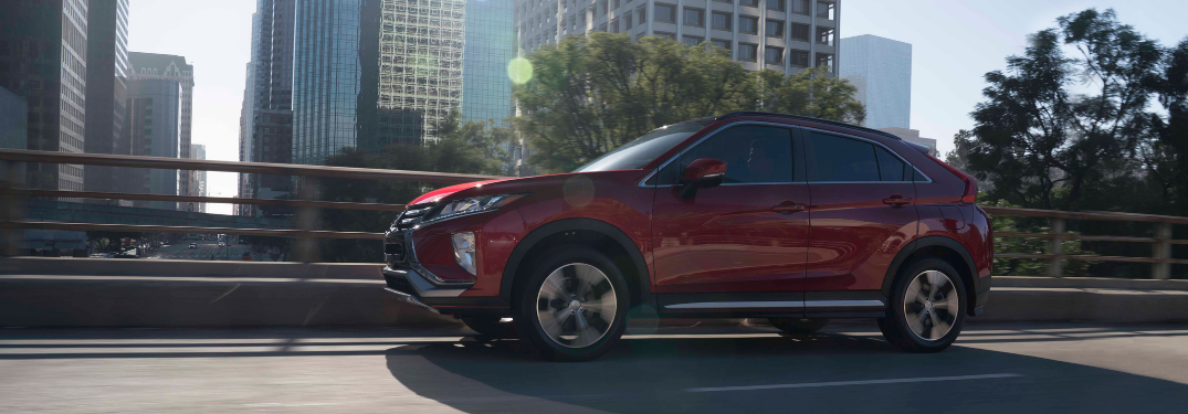 Does the 2019 Mitsubishi Eclipse Cross Have Apple CarPlay?