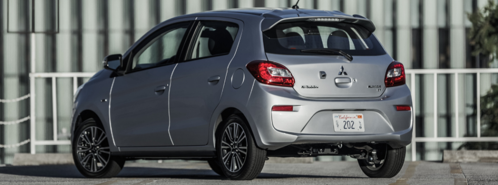 How Efficient is the 2019 Mitsubishi Mirage?