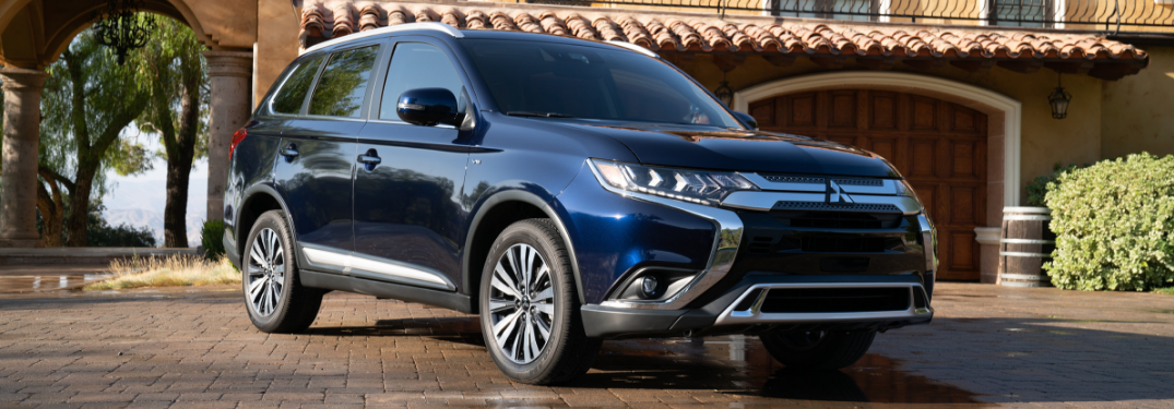 Does the 2019 Mitsubishi Outlander Have All-Wheel Drive?
