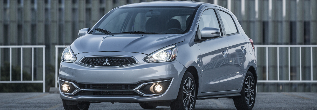 How Much Cargo Can Fit Inside the 2019 Mitsubishi Mirage?