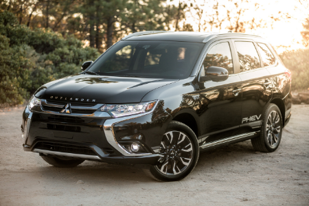 How Much Cargo Space Is In The 2019 Mitsubishi Outlander