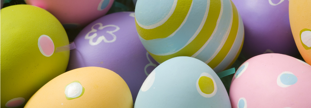 Easter Egg Hunts and Celebrations Near Wilmington, NC!