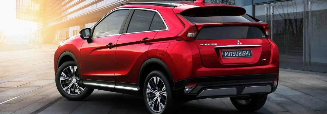 2020 Model Year Changes to the Mitsubishi Eclipse Cross