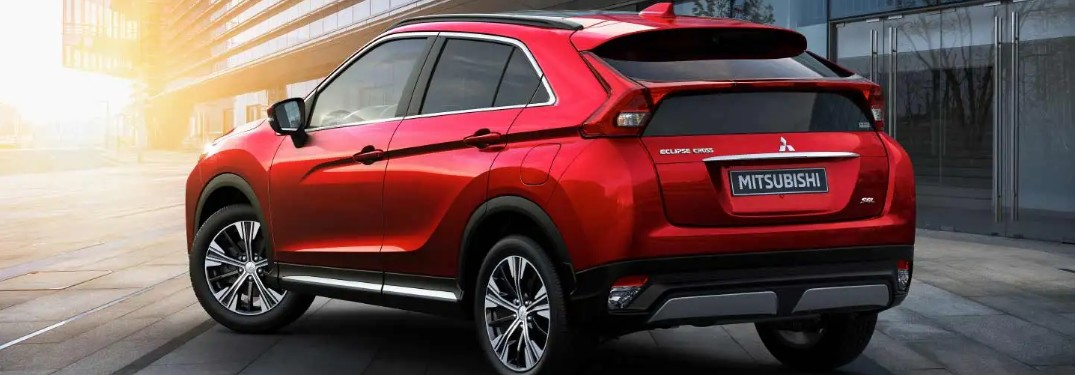 Exterior Paint Color Options for the 2020 Mitsubishi Eclipse Cross