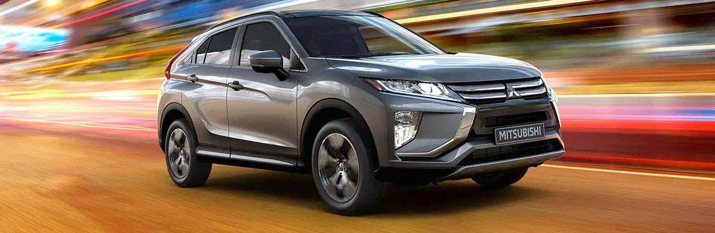 What Model Options is the Eclipse Cross Available in?