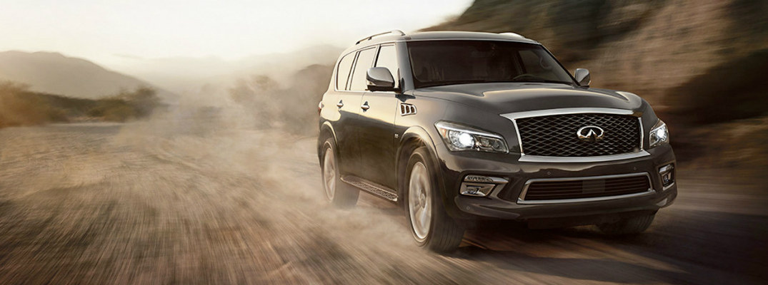 How Much Can The Infiniti Qx80 Tow