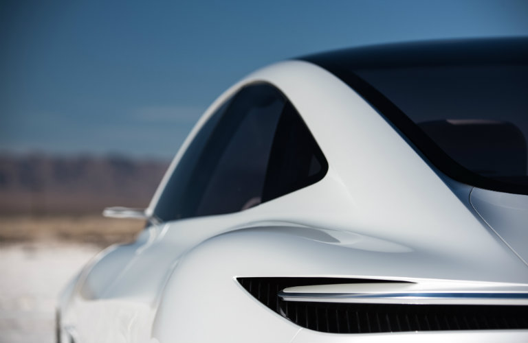 Infiniti To Release New Performance Electric Car