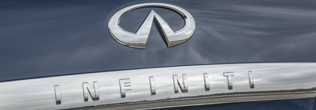 infiniti logo and wordmark