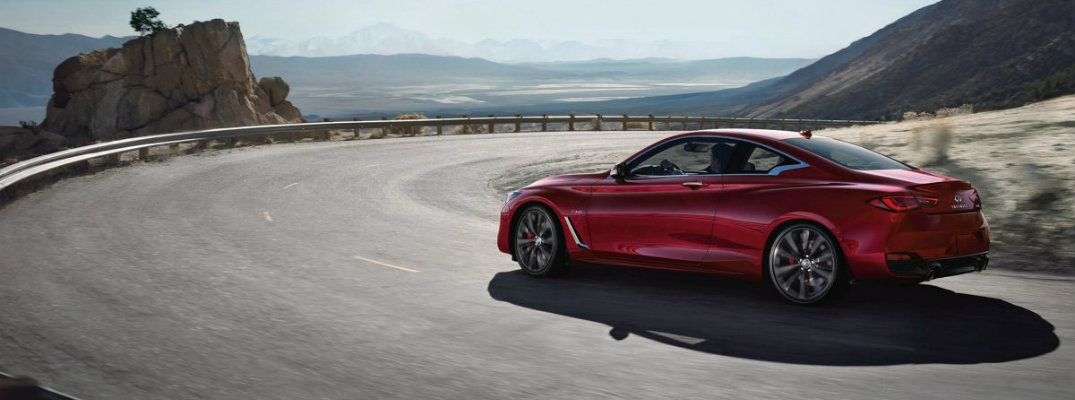 How Powerful Are the Engine Options for the 2019 INFINITI Q60?