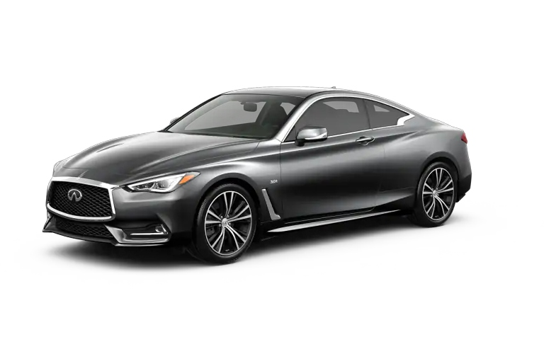 2019 INFINITI Q60 Graphite Shadow Exterior Color Option
