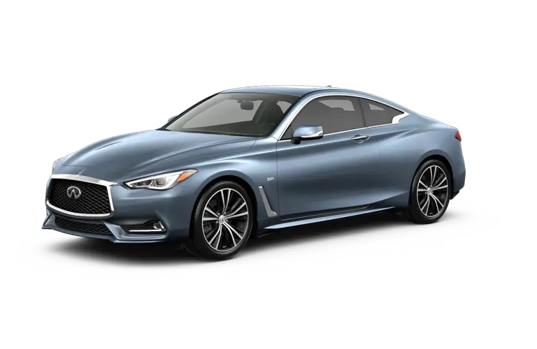 2019 INFINITI Q60 Hagane Blue Exterior Color Option